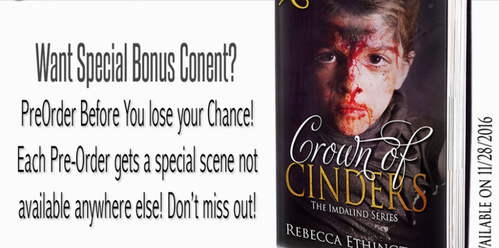 Pre-Order Now – The Bonus Content Is Coming!