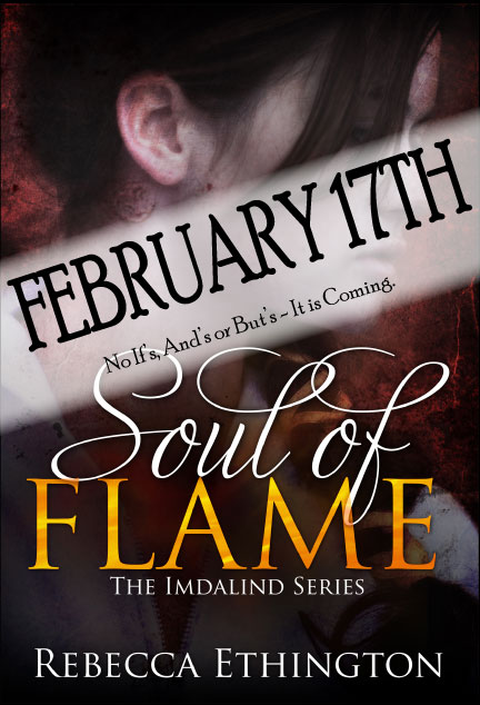 Chapter One Of Soul Of Flame Rebecca Ethington