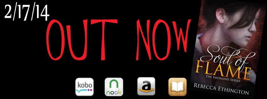 Soul Of Flame Is Live On Amazon Rebecca Ethington