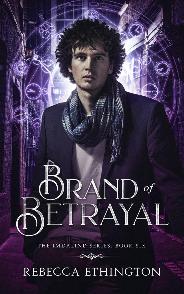 Brand Of Betrayal The First Chapter Rebecca Ethington